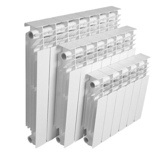 Radiadores de aluminio paneles de acero y toalleros ne - Radiadores para gas natural ...