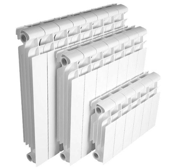 Radiadores de aluminio paneles de acero y toalleros rd for Radiadores de acero roca
